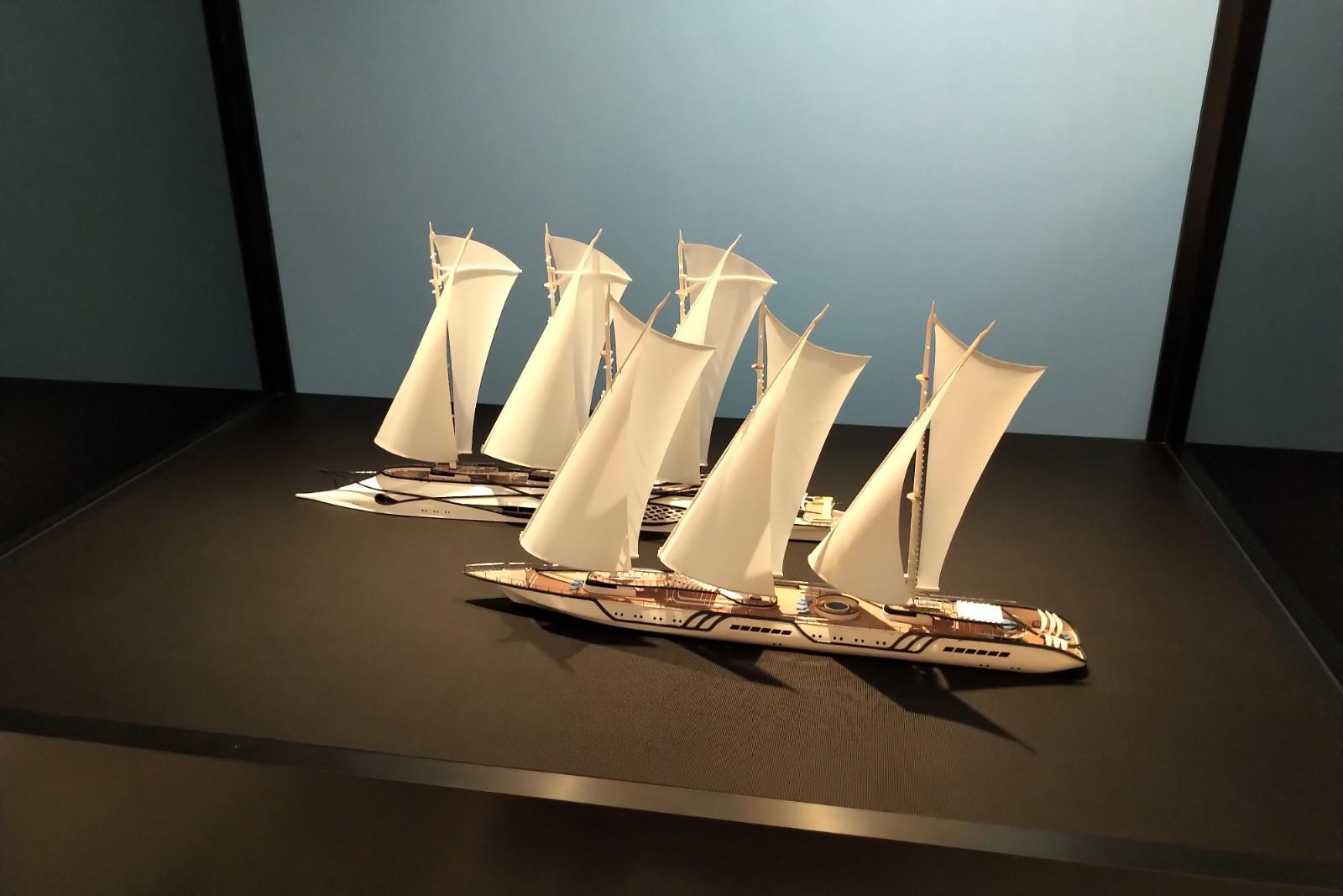 Custom yacht, Futuristic design, Super yacht, Luxury Yacht.